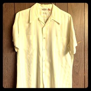 Vintage Mr. California s/s wide collar shirt